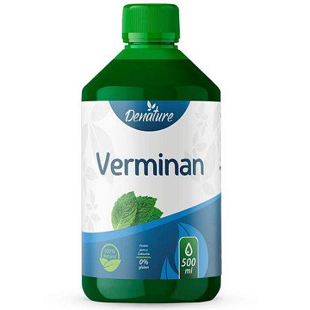 Chá Verminan 500ml - Denature