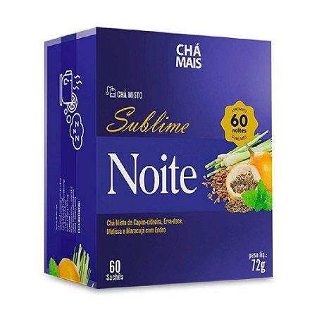 Chá Misto Sublime Noite 60 sachês - Chámais