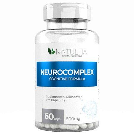NeuroComplex 60 cápsulas - Natulha