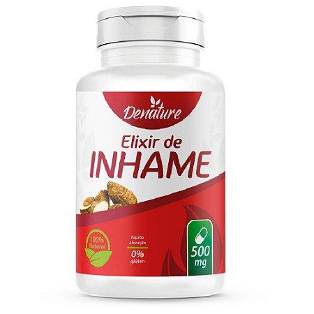 Elixir de Inhame 500mg 100 cápsulas - Denature