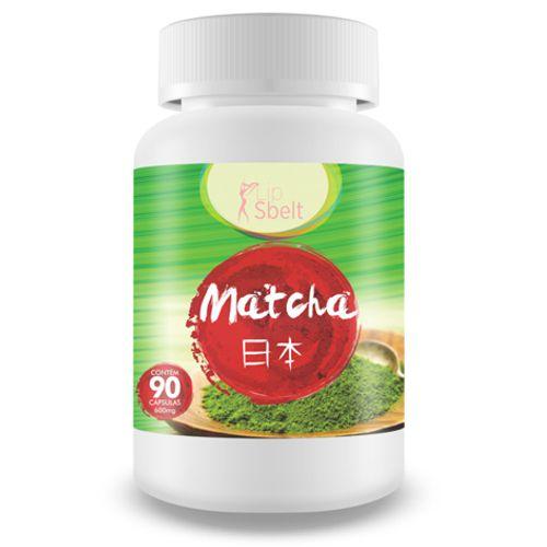 Chá Matcha 90 Cápsulas - Verde Nattus