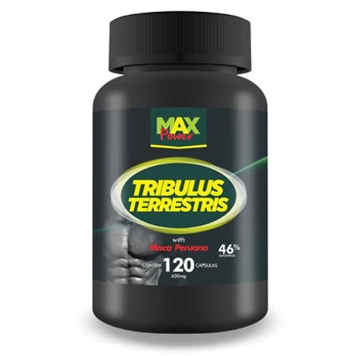 Tribulus Terrestris Com Maca peruana 120caps - Verde Nattus