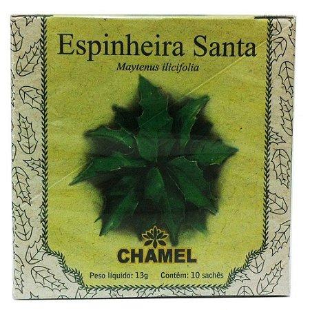 Espinheira Santa 10 saches 13g - Chamel