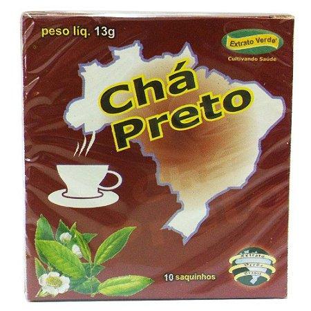 Chá Preto  10 sachês 13g