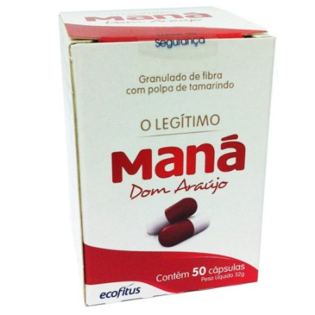Maná 50 caps - Dom Araujo
