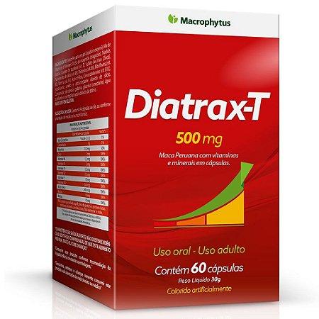 Diatrax-T - 60 cápsulas - Macrophytus