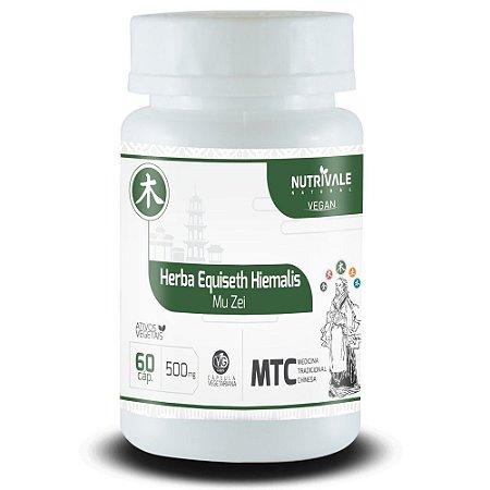 Cavalinha - Herba Equiseth Hiemalis - 60 cápsulas - Nutrivale