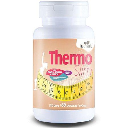 Thermo Slim - 60 cápsulas - Nutrivale