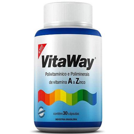 Vitaway 30 cápsulas - Fitoway