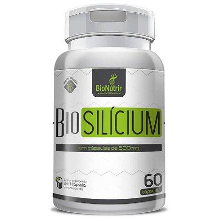 Silício BioSilícium 60 Cápsulas - Bionutrir