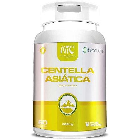 Centella Asiática 500mg 60 cápsulas - Bionutrir