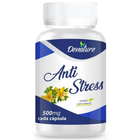 Anti Stress 100 cápsulas - Denature