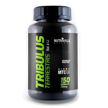 Tribulus Terrestris 63% - Bai ji li - 150 cápsulas - Nutrivale