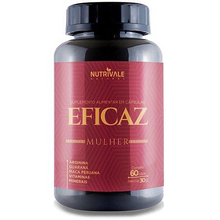 Estimulante  Eficaz Mulher 60 cápsulas