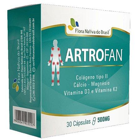 Artrofan 30 cápsulas 500mg - Flora Nativa
