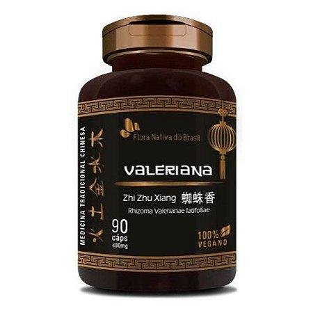 Valeriana 500mg 90 cápsulas - Flora Nativa
