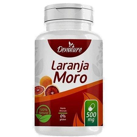 Laranja Moro 500mg 100 cápsulas - Denature