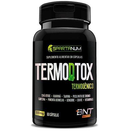 TermoDtox 60 cápsulas - Bionutrir