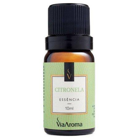 Essência Citronela 10ml - Via Aroma