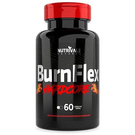 BurnFlex Hadcore 60 cápsulas - Nutrivale