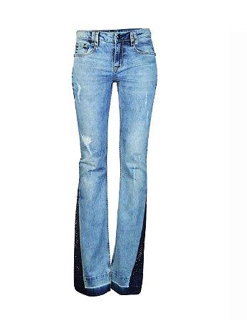 Calça Jeans Boot Cut Jasmine