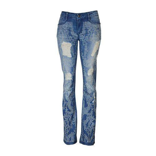 Calça Jeans Boot Cut Abaladora