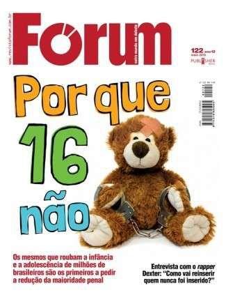 Revista Fórum 122