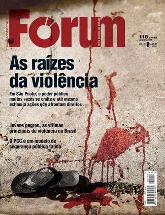 Revista Fórum 118