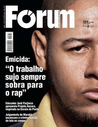 Revista Fórum 123