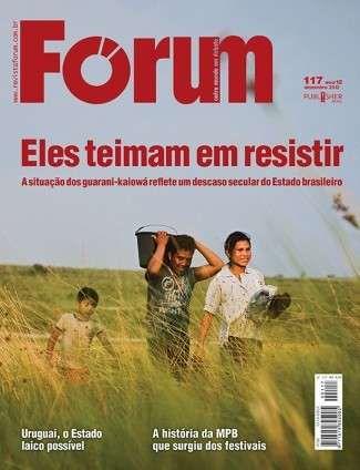Revista Fórum 117