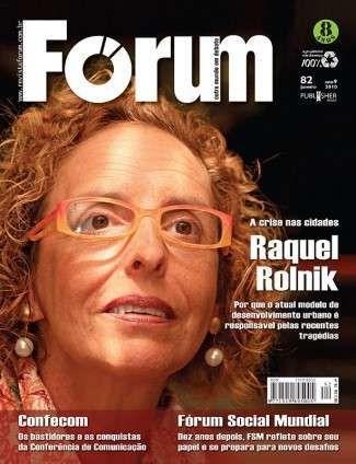 Revista Fórum 82