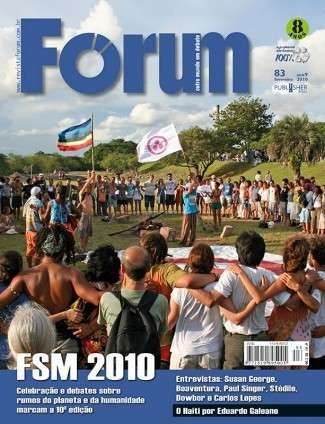 Revista Fórum 83