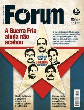Revista Fórum 103