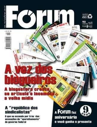 Revista Fórum 90
