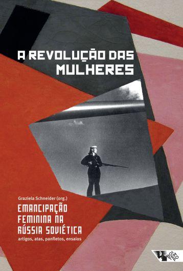 A revolução das mulheres e emancipação feminina na Rússia Soviética