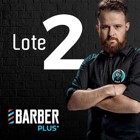 2º LOTE - Barber Plus