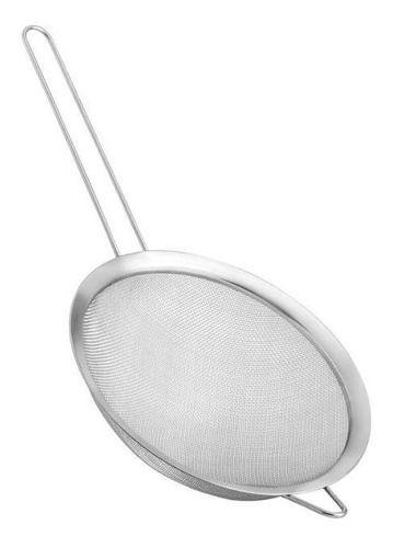 Peneira Coador Em Aço Inox Grande 24 cm 1314 Paramount