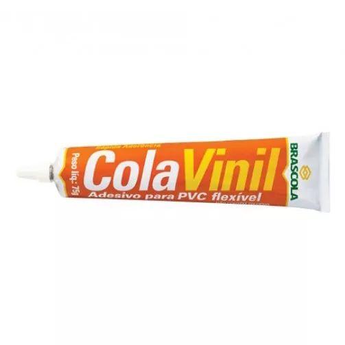 Cola Vinil Pvc Flexível Piscina Lona Toldo Banner 75g