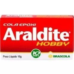 Cola Adesivo Araldite Hobby10 Minutos Com 16 Gramas Brascola