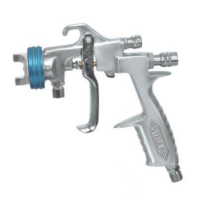 Pistola Ms35 P/ Pintura Media Produção Steula - Sem Caneca