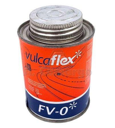 Cola Vulcanizante Para Reparo A Frio De Câmara De Ar - 163gr