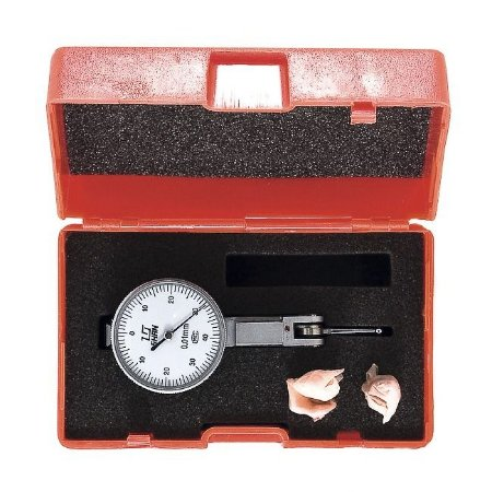 Relógio Apalpador 5LF (leitura 0,01) 0-0,8mm - Eda