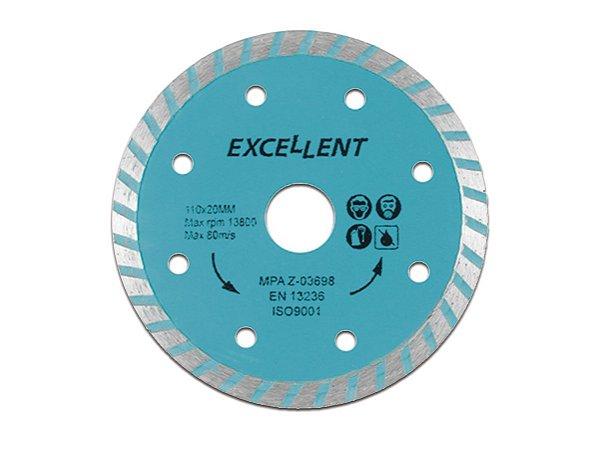 Disco Diamantado Turbo 110MM 5LO EDA