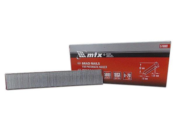 Pinos para Pinadores Pneumáticos 20mm x 1,25mm 576069 MTX