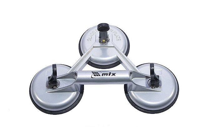 Ventosa Tripla de Alumínio - MTX 8752559