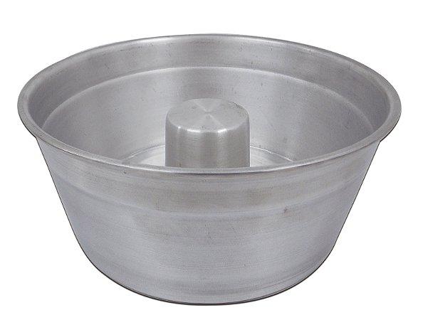 Forma de Bolo e Pudim Redonda nº 22 em Alumínio - AAL
