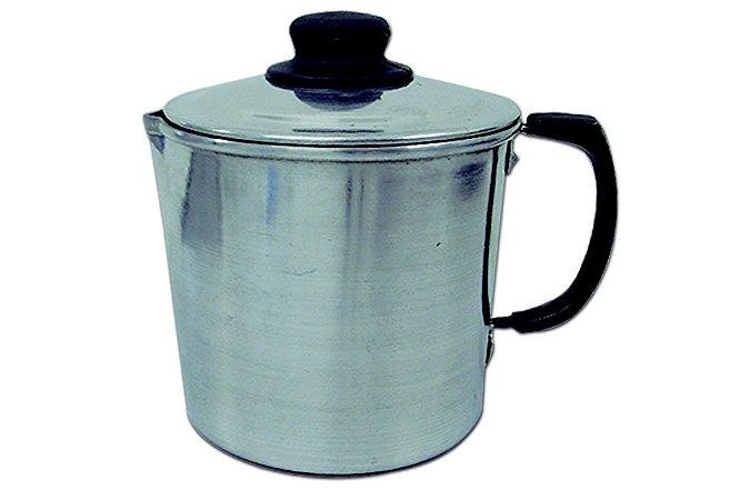 Canecão nº 12 1,2 litros Leve C/Tampa Aluminio - AAL