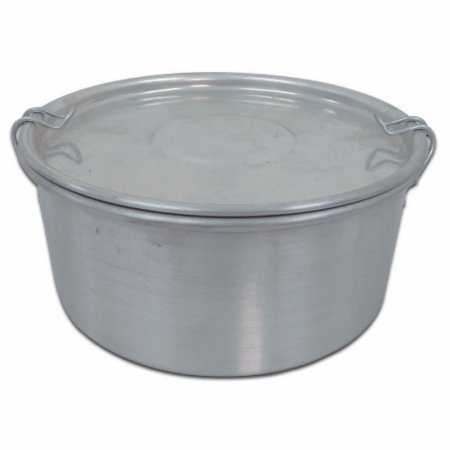 Marmita Redonda em Aluminio nº16 Alta - AAL
