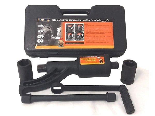 Desforcimetro Torque 680 Kg C/ Soquetes 32-33mm Rotta