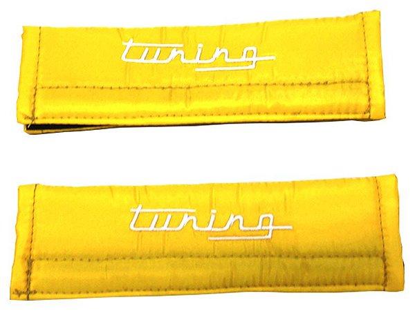 Capa P/ Cinto Tuning C/ Velcro Várias Cores Est. Paulista